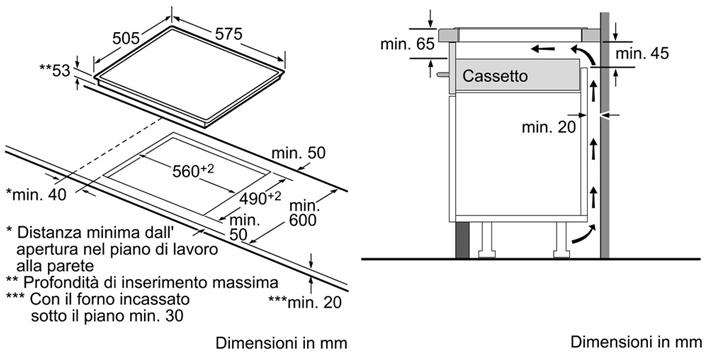 Recensione piano cottura ad induzione bosch pie645q14e by pci review articolo di pci review by - Top cucina dimensioni ...