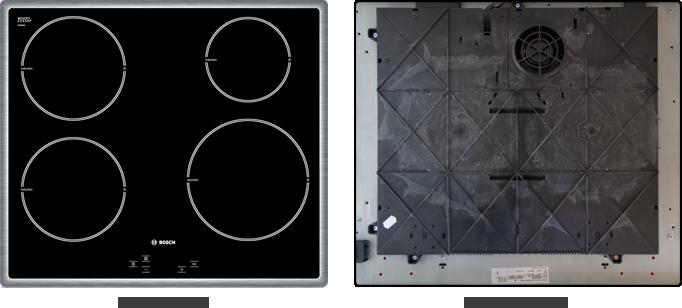 Recensione Piano Cottura ad Induzione da 60CM Bosch PIE645Q14E ...