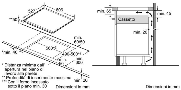 Recensione Piano Cottura ad Induzione da 60CM Bosch PIN675N14E ...
